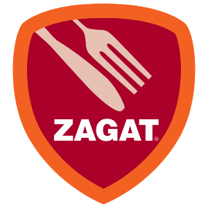 Zagat Badge